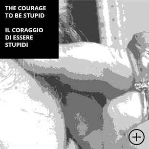 The courage to be stupid